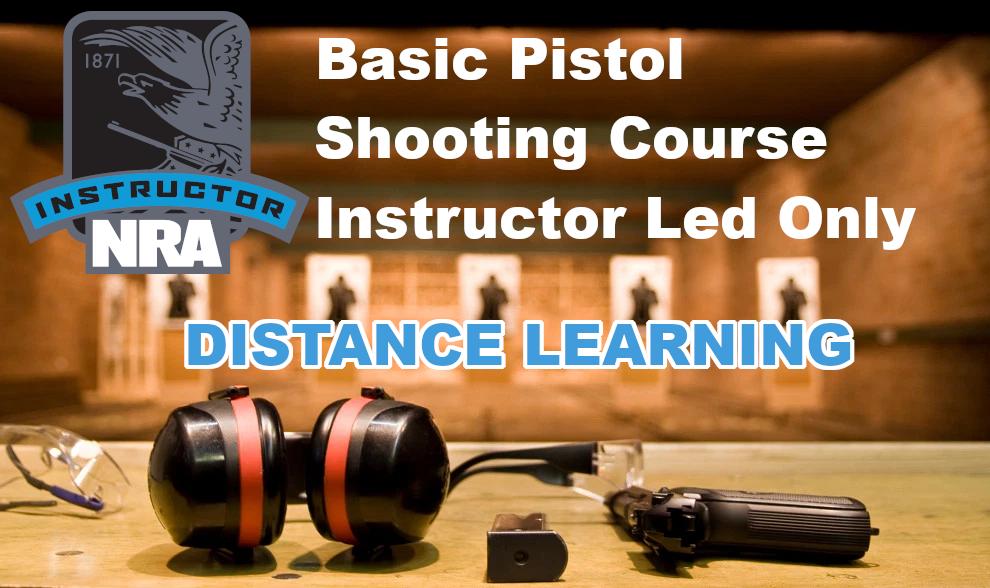 NRA Course Basic Pistol ILO - DL