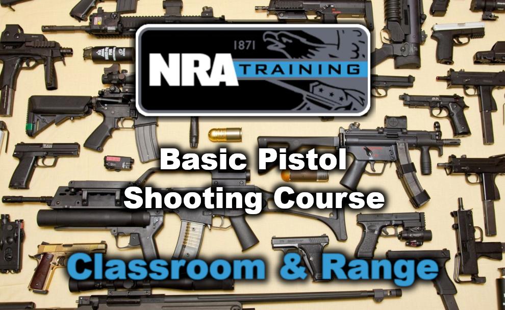 NRA Course Basic Pistol ILO v2