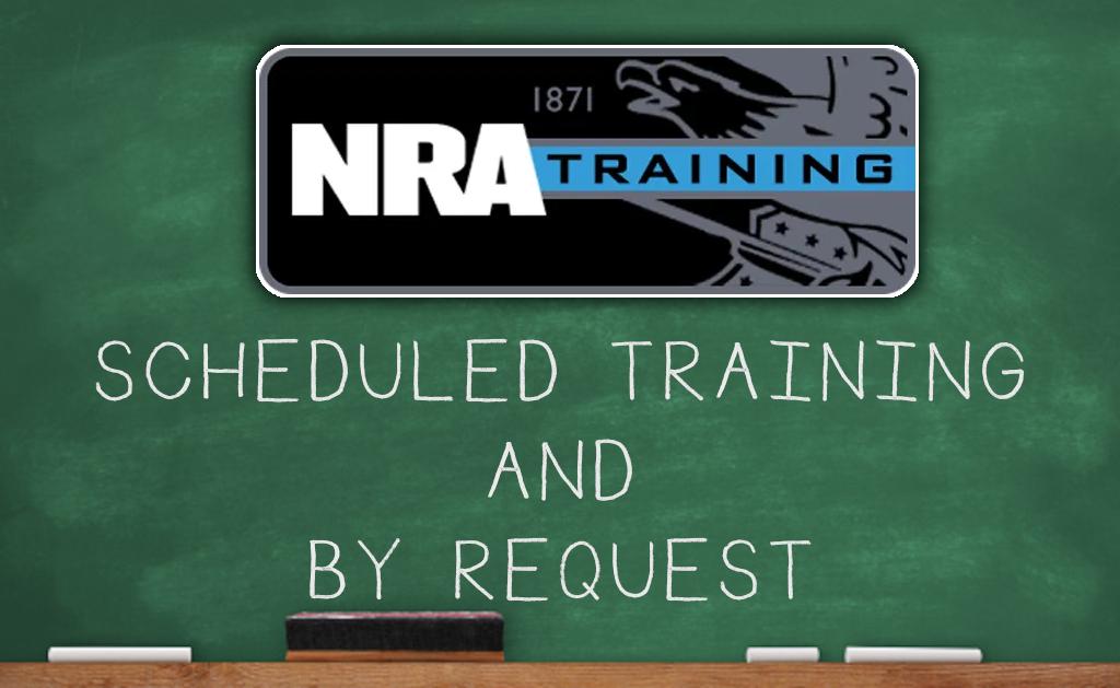 NRA Training Banner