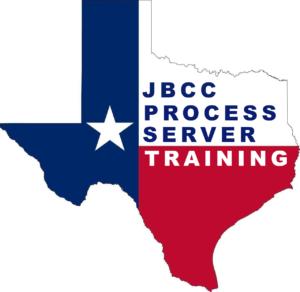 TX Process Server Training